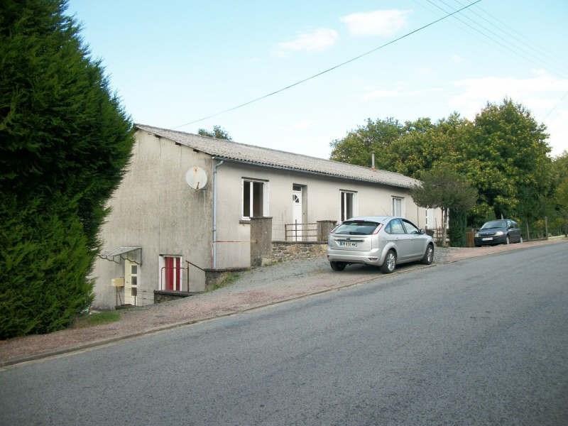 Produit d'investissement immeuble Bussiere galant 129750€ - Photo 2
