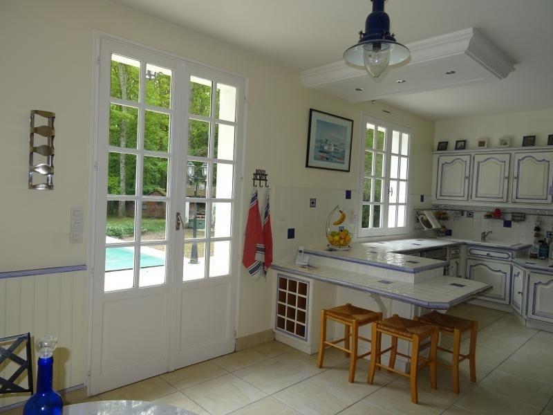 Vente de prestige maison / villa Veigne 565000€ - Photo 7