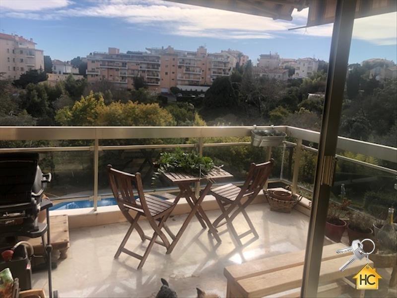 Vente appartement Cannes 435000€ - Photo 1