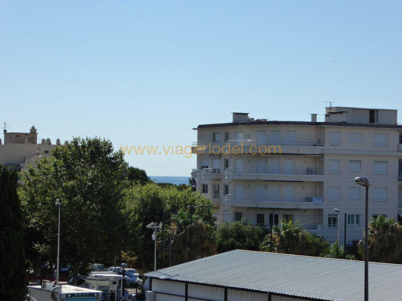 Life annuity apartment Cannes 100 000€ - Picture 1