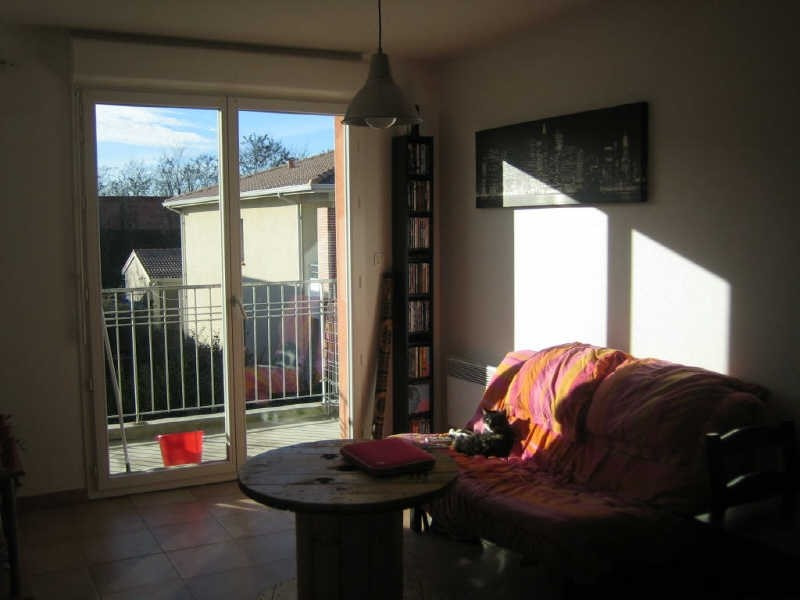 Rental apartment Aucamville 465€ CC - Picture 2
