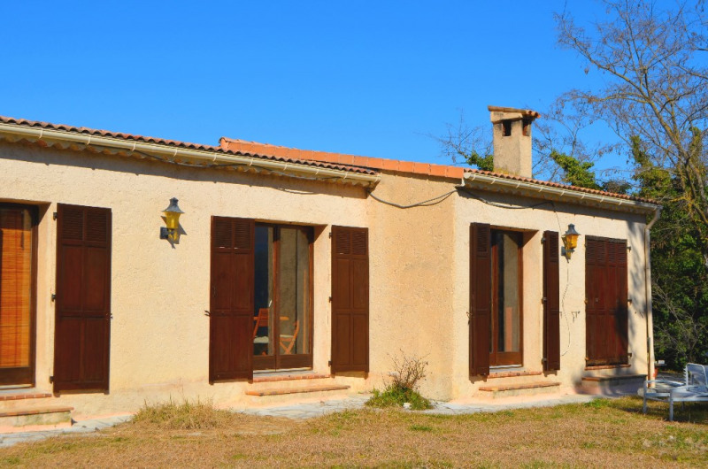 Vente maison / villa Contes 449000€ - Photo 2