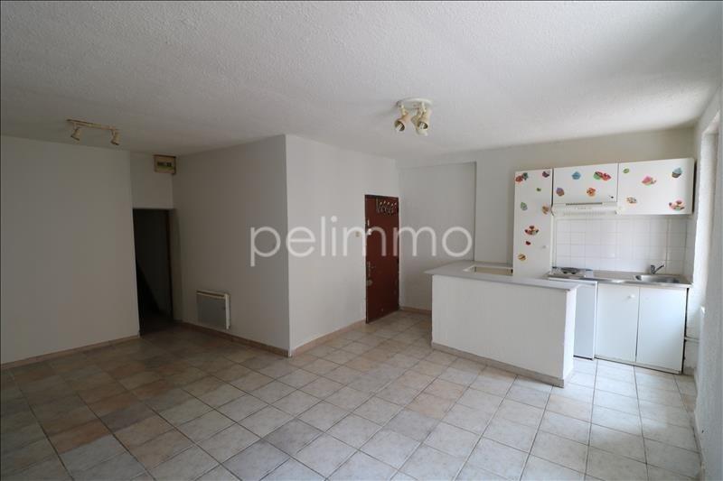 Sale apartment Pelissanne 75000€ - Picture 1
