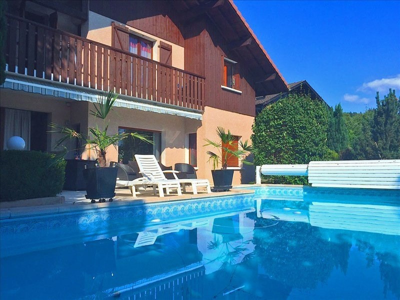 Vente de prestige maison / villa Lucinges 725000€ - Photo 1