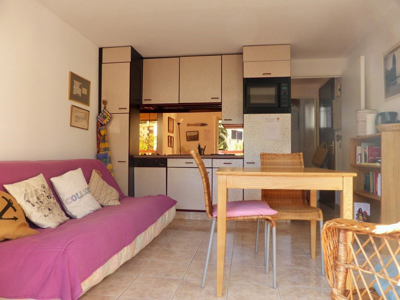 Location vacances appartement Collioure 367€ - Photo 3