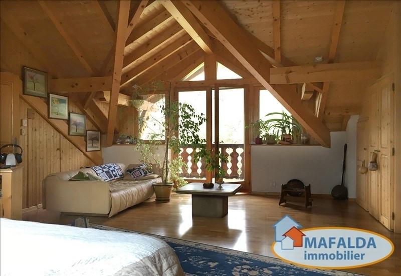 Vente maison / villa Mont saxonnex 499000€ - Photo 1