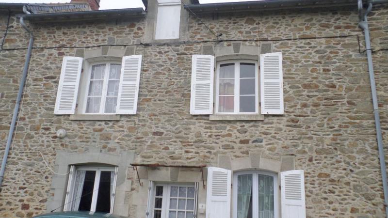 Vente maison / villa Saint jouan des guerets 159000€ - Photo 1
