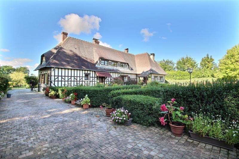 Vente de prestige maison / villa Deauville 588000€ - Photo 2