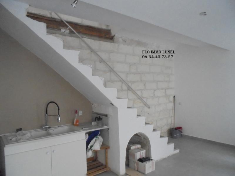 Vente maison / villa Lunel 99000€ - Photo 1