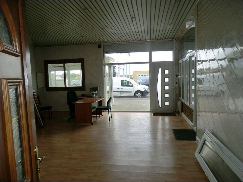 Location local commercial Vigneux sur seine 2 220€ CC - Photo 3