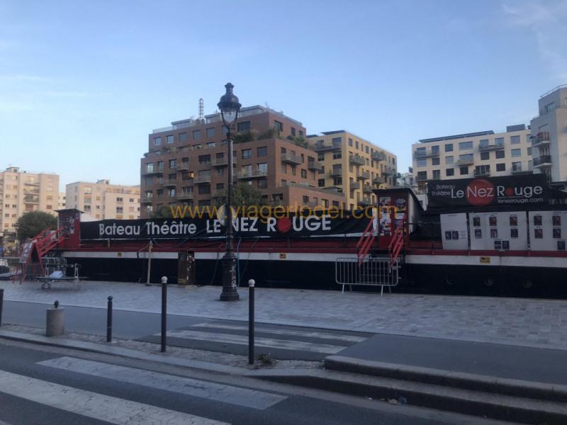 Viager occupe - Paris 19ème