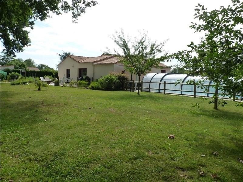 Vente maison / villa La chaize le vicomte 375000€ - Photo 3