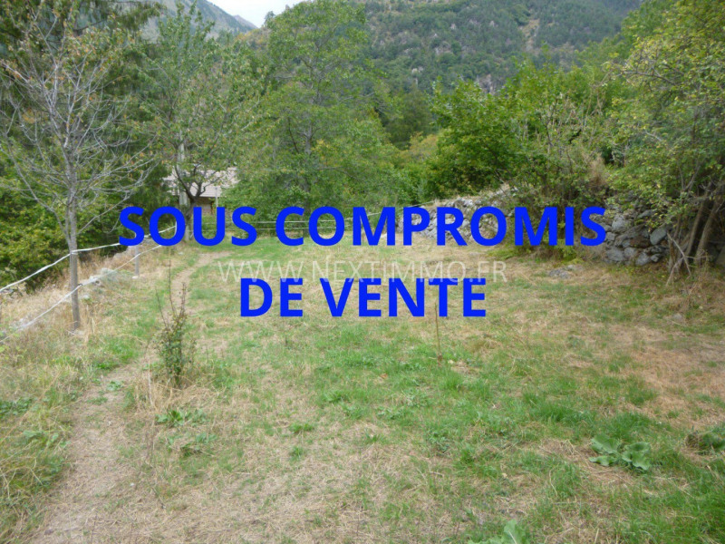 Vente terrain Saint-martin-vésubie 140 000€ - Photo 1