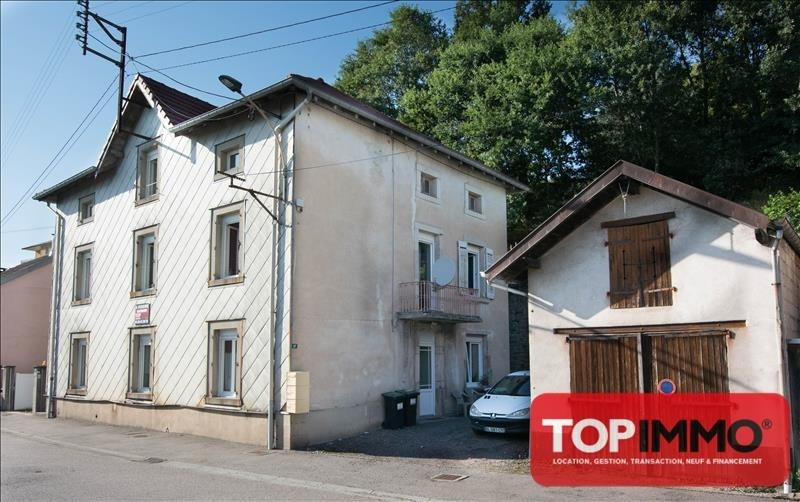 Investment property building Docelles 118000€ - Picture 1