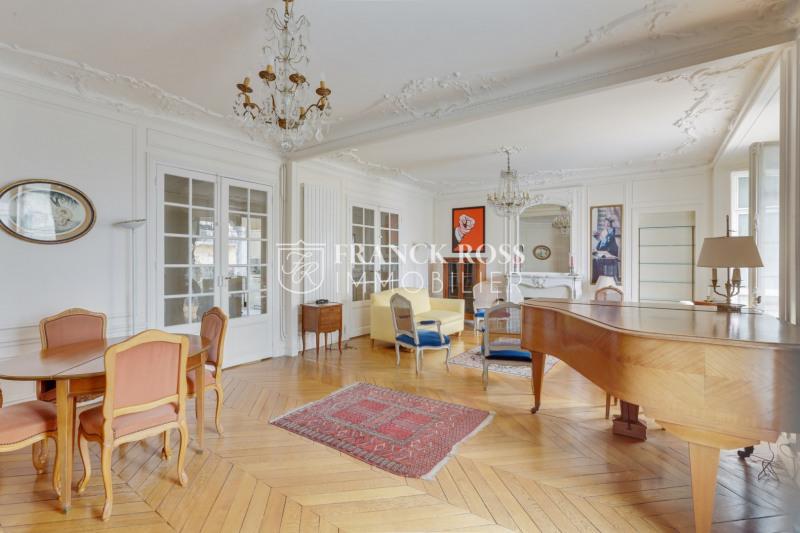 Alquiler  apartamento Paris 7ème 3800€ CC - Fotografía 5