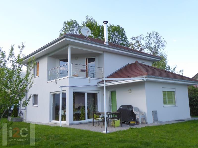 Vente maison / villa Sergy 678000€ - Photo 1