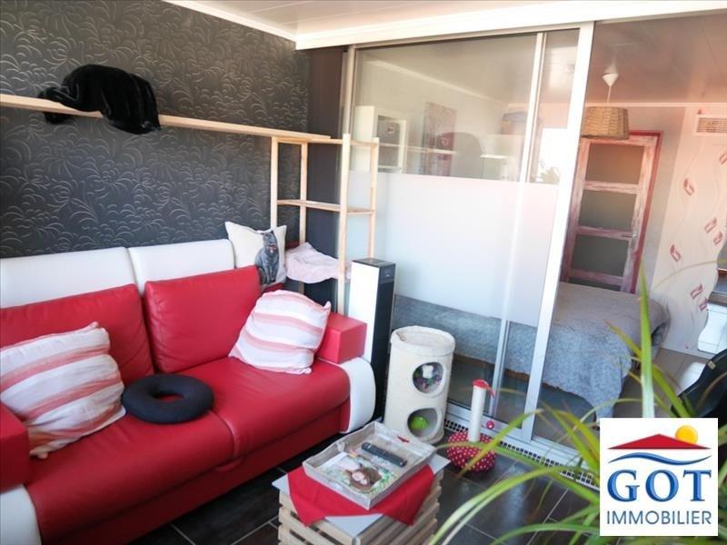 Venta  apartamento Le barcares 111500€ - Fotografía 5