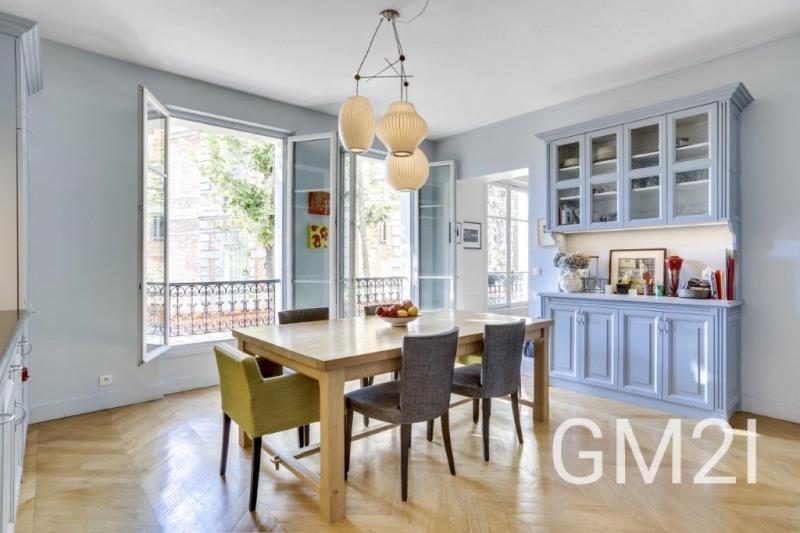 Vente de prestige appartement Paris 16ème 3140000€ - Photo 5