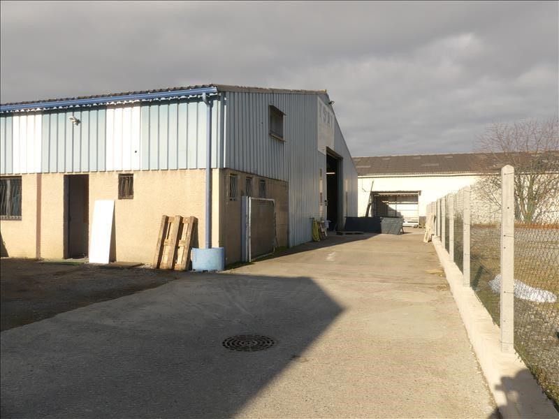 LOCAL INDUST. / ACTIVITES LONS - 800 m2