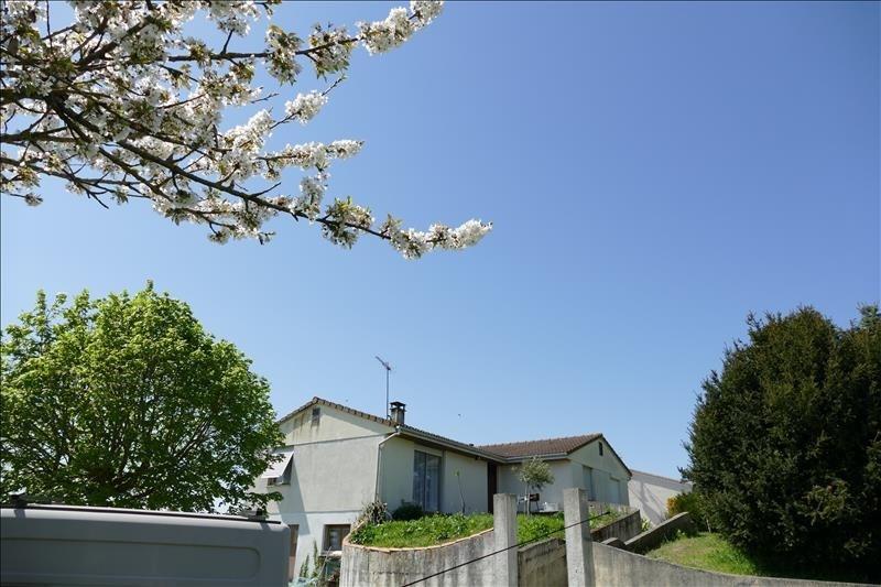 Vente maison / villa Chenac st seurin d'uzet 258500€ - Photo 3