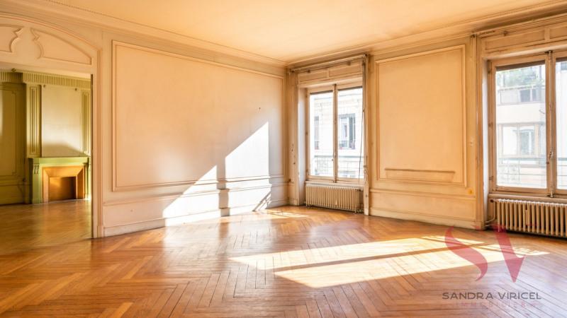 Deluxe sale apartment Lyon 6ème 1185000€ - Picture 2