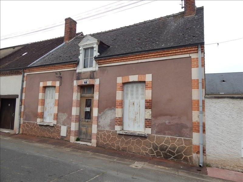 Vente maison / villa Vendôme 39000€ - Photo 1