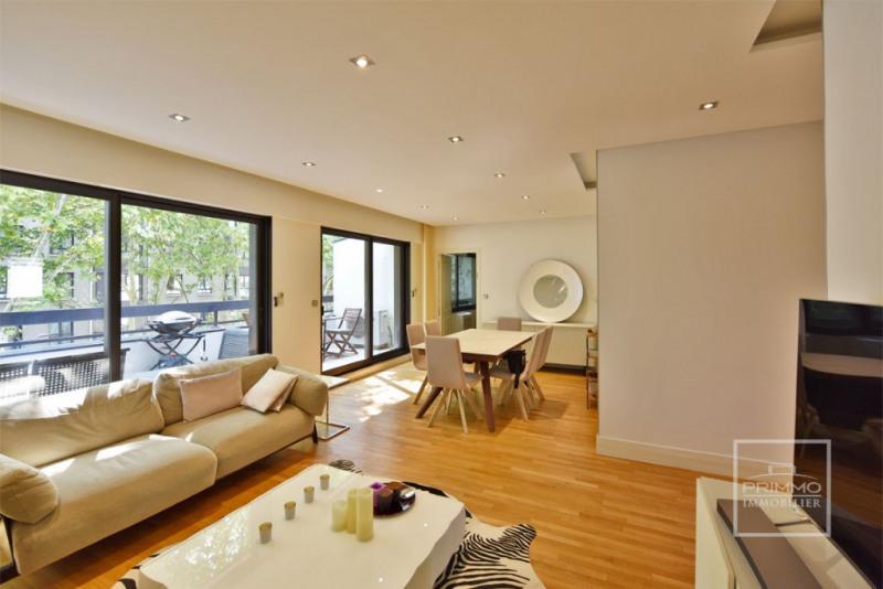 Vente de prestige appartement Lyon 6ème 1450000€ - Photo 1