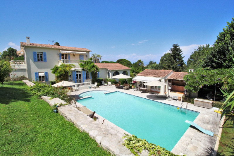 Vente de prestige maison / villa Cap d antibes 13800000€ - Photo 1