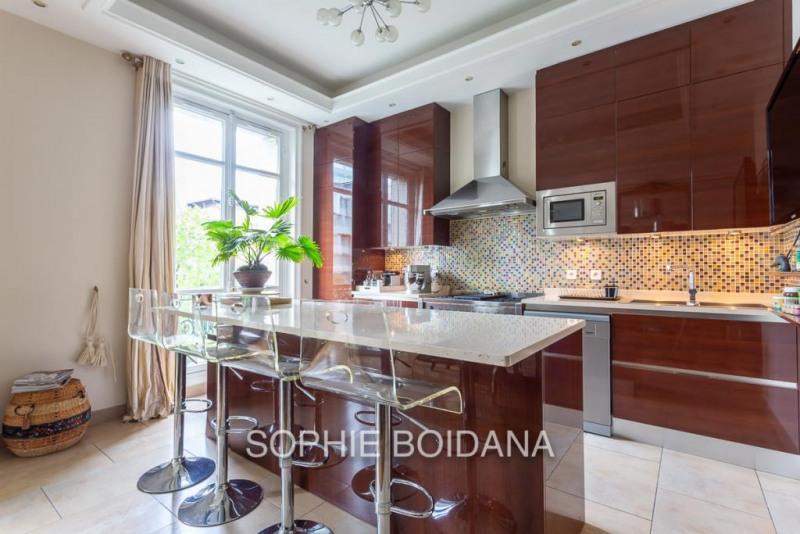 Vente de prestige appartement Paris 8ème 2575000€ - Photo 4