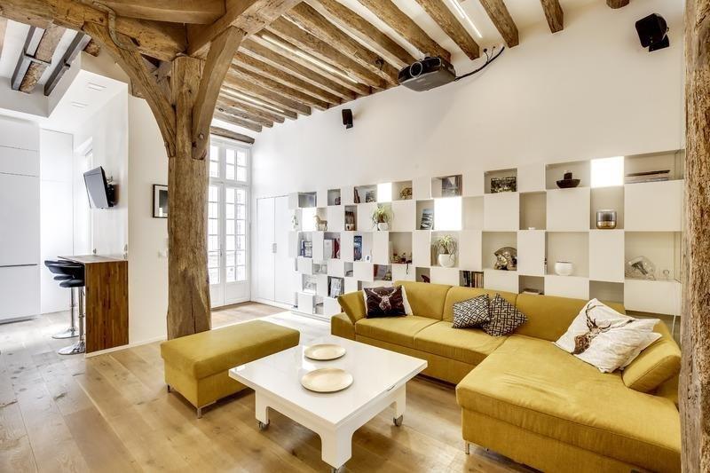 Sale apartment Versailles 619000€ - Picture 3
