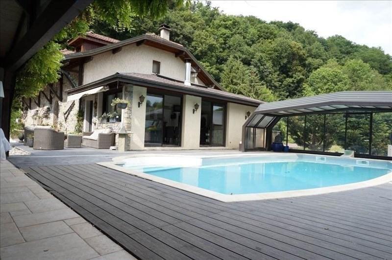 Vente de prestige maison / villa Vã©traz-monthoux 1260000€ - Photo 7