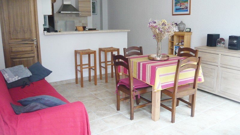 Location vacances appartement Collioure 408€ - Photo 2