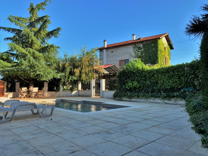 Sale house / villa Bully 504 000€ - Picture 2