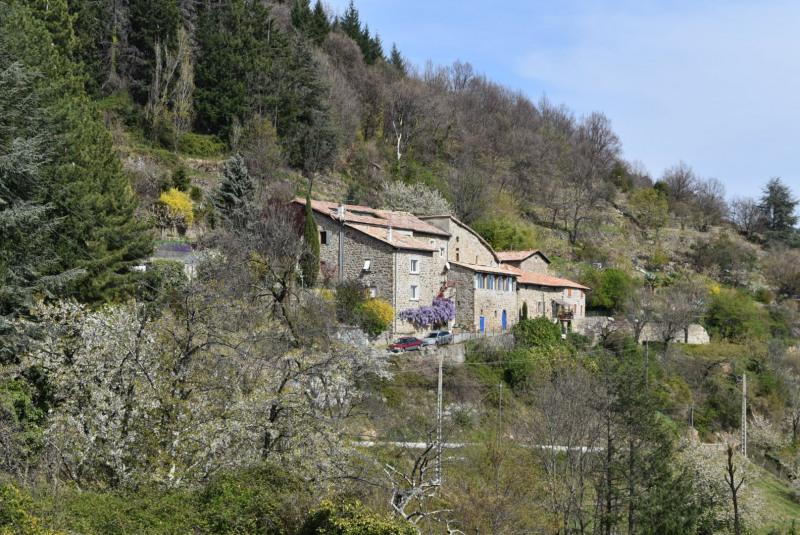 Sale house / villa Vals les bains 490000€ - Picture 13