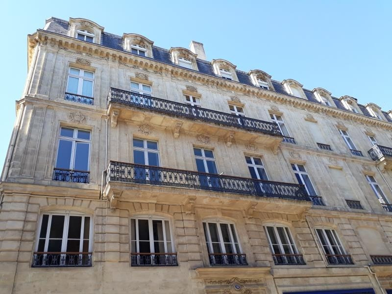 Vente de prestige appartement Bordeaux 285 000€ - Photo 1