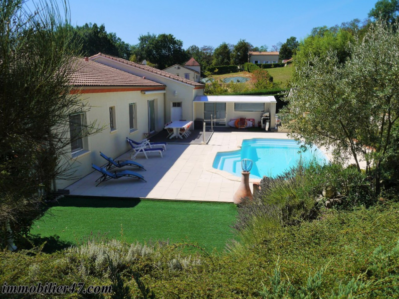 Vente maison / villa Prayssas 286 000€ - Photo 2