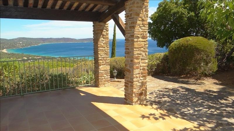 Vente de prestige maison / villa Cavalaire sur mer 1076250€ - Photo 6