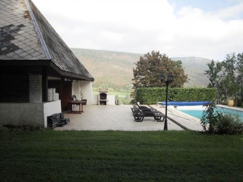 Venta  casa Le noyer 424000€ - Fotografía 2