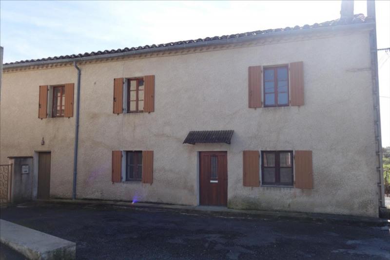 Vente maison / villa Lamillarie 100000€ - Photo 2
