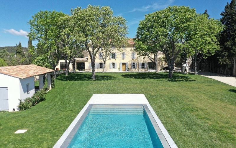 Vente de prestige maison / villa Aix-en-provence 2995000€ - Photo 3