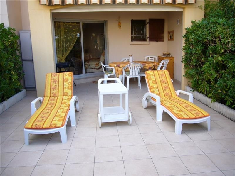 Sale apartment Les issambres 159 000€ - Picture 1