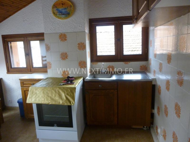 Alquiler  apartamento Saint-martin-vésubie 450€ CC - Fotografía 4