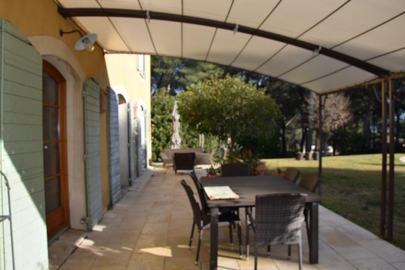 Sale house / villa Ventabren 1195000€ - Picture 4