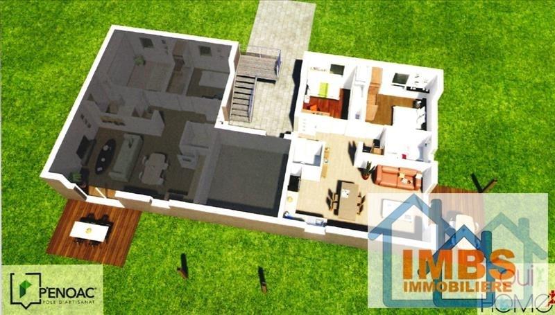 Venta  apartamento Attenschwiller 298970€ - Fotografía 1