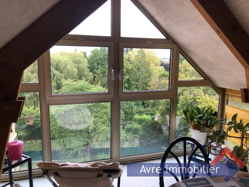 Sale apartment Verneuil d'avre et d'iton 82000€ - Picture 2