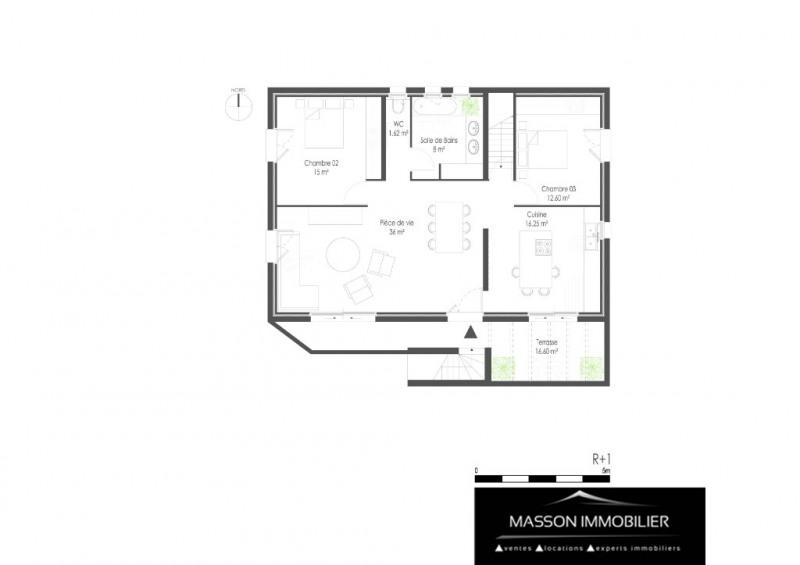 Vente maison / villa Le fenouiller 209700€ - Photo 13