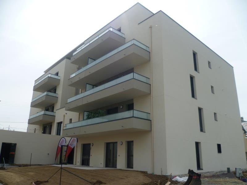 Verhuren  appartement Mondeville 530€ CC - Foto 2
