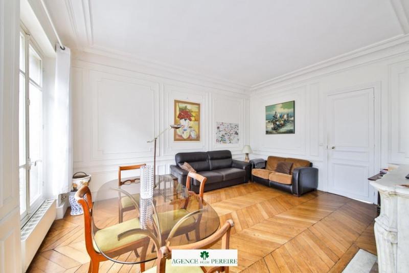 Deluxe sale apartment Paris 17ème 1170000€ - Picture 6