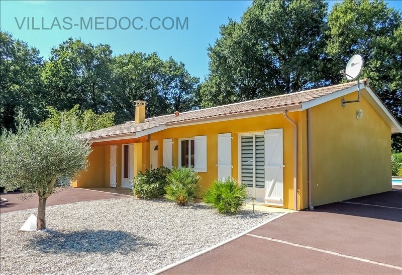 Vente maison / villa Grayan et l'hopital 290 000€ - Photo 1