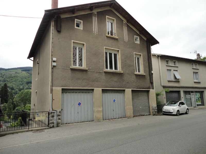 Sale building Le cheylard 138 000€ - Picture 1